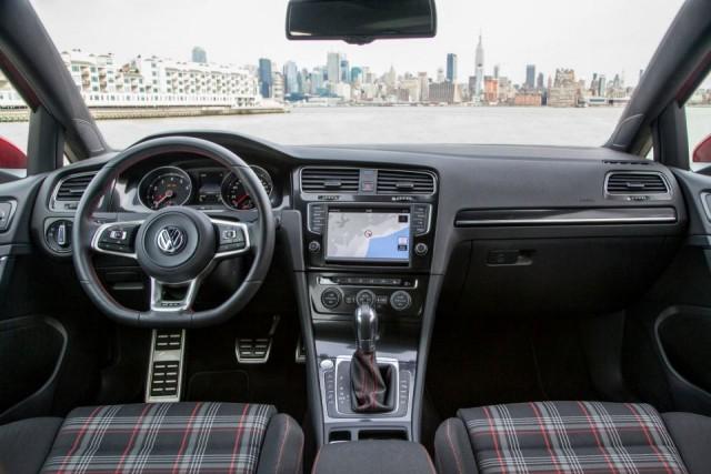 VolkswagenGTIInterior