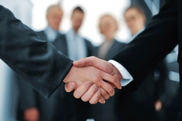 agree handshake