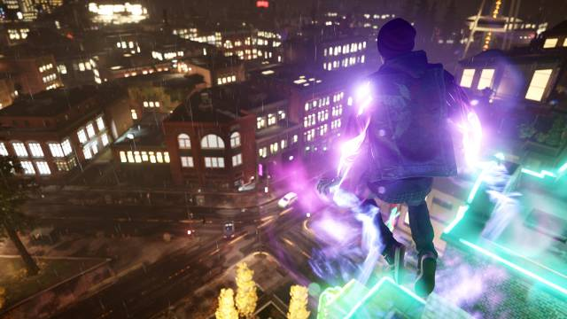 inFAMOUS: Second Son, PlayStation 4, Sony