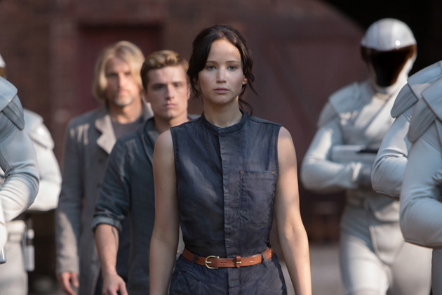 The Hunger Games: Catching Fire, Katniss Everdeen