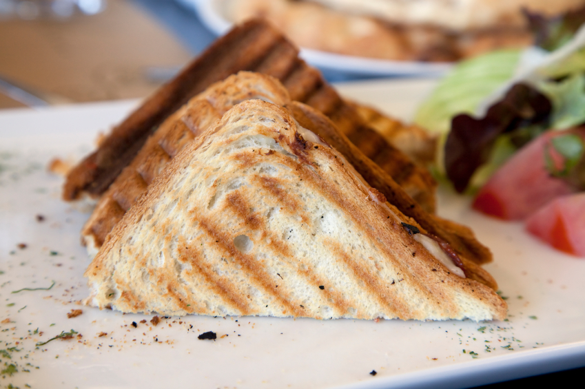 Sandwiches, paninis, grilled