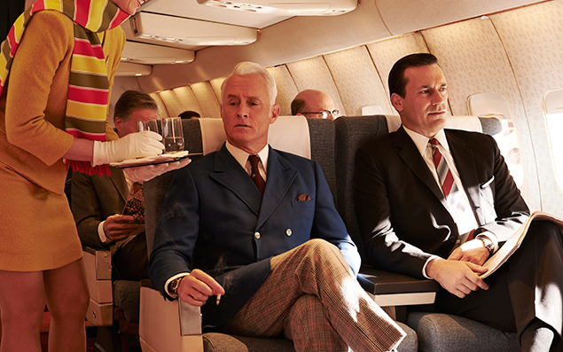 mad men, season 7, don, roger