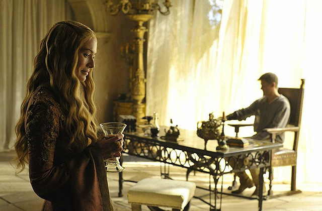 Game of Thrones, Cersei and Jaime Lannister