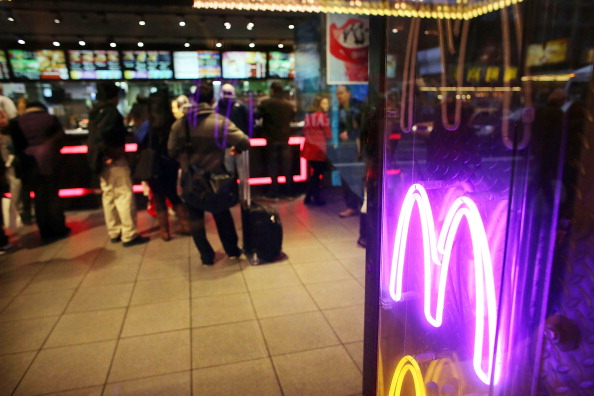 Can McDonald's Stock Rebound?