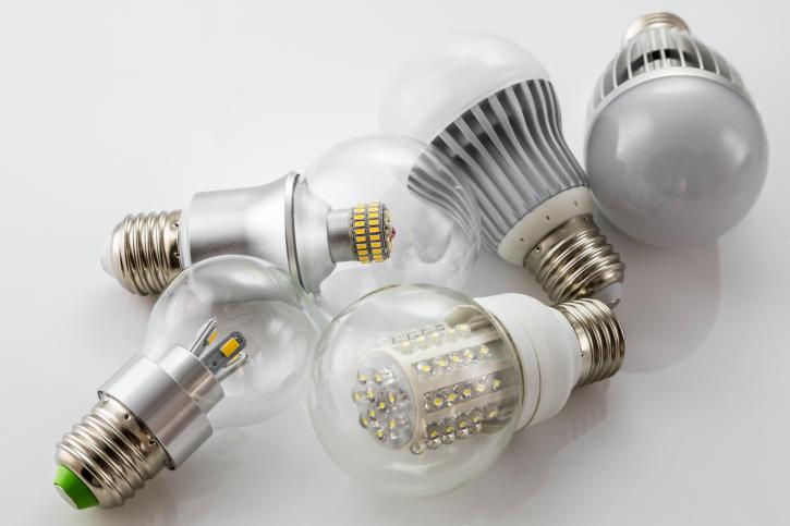 Energy reducing lights