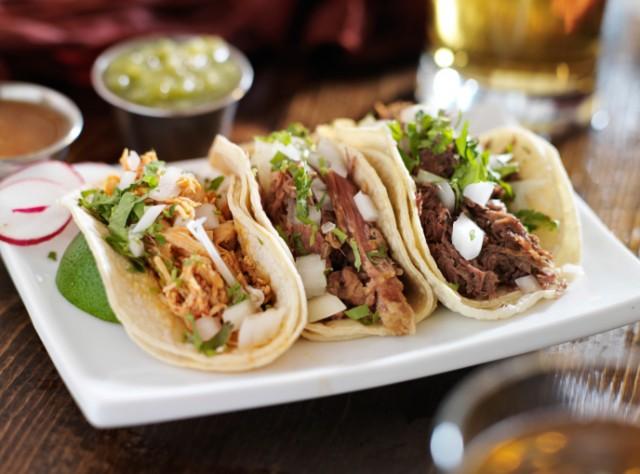 Barbacoa tacos