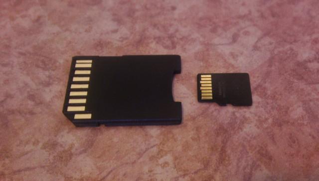 SD card Micro SD