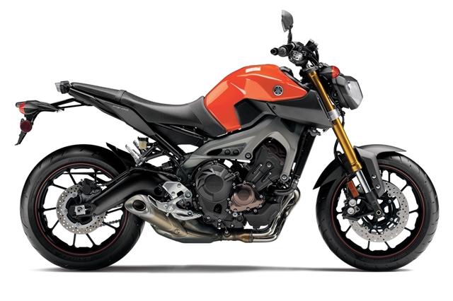 2014 Yamaha FZ 09