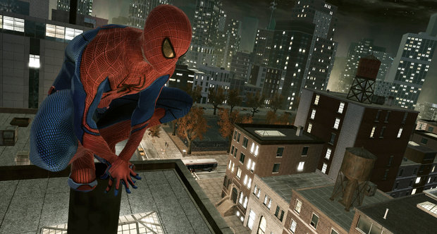 The Amazing Spider-Man 2, video game