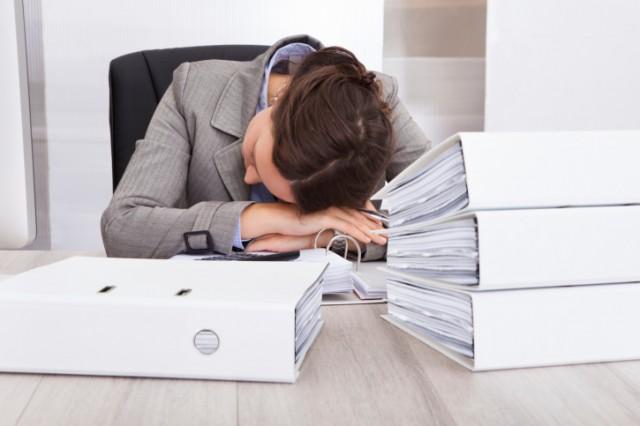 Procrastinate, work, stress, health