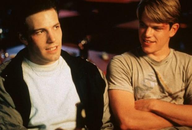 Ben Affleck, Matt Damon, Good Will Hunting