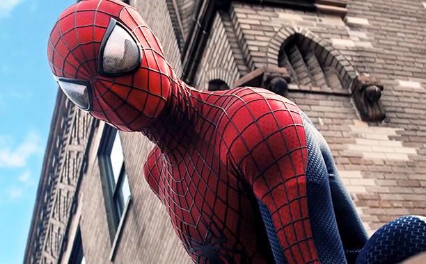 The Amazing Spider-Man 2, Spider-Man, Big Eyes
