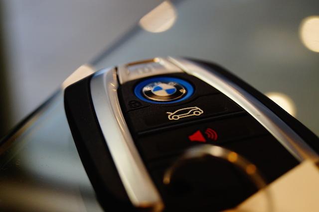 BMW i3 key fob