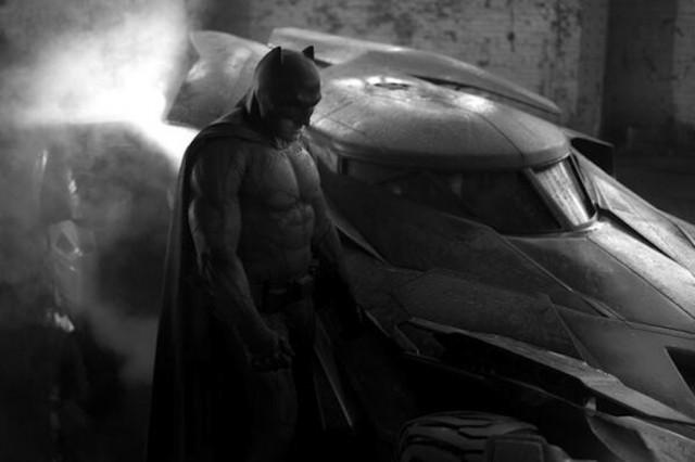 Batman v Superman: Dawn of Justice, Batman, Dark Knight Returns, Batfleck