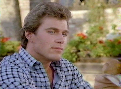 Cover Up, Jon-Erik Hexum