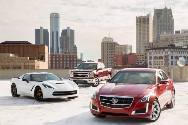General Motors Detroit