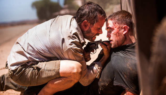 The Rover, Robert Pattinson, Guy Pearce