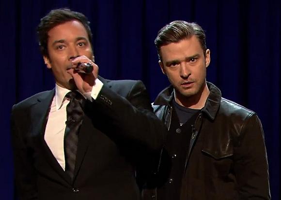 Jimmy Fallon, Justin Timberlake, History of Rap
