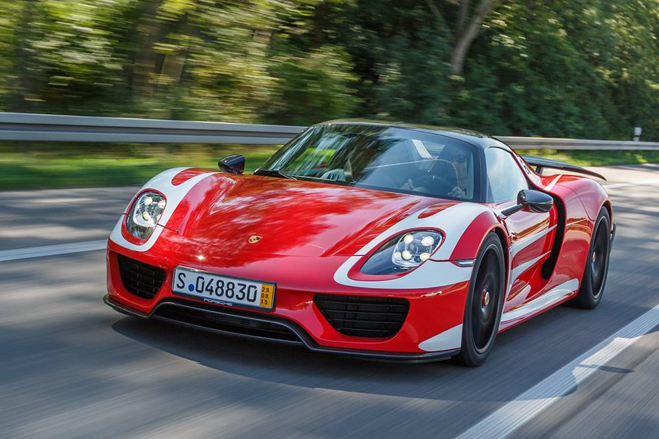 10 Production Cars That Hit 060 the Quickest