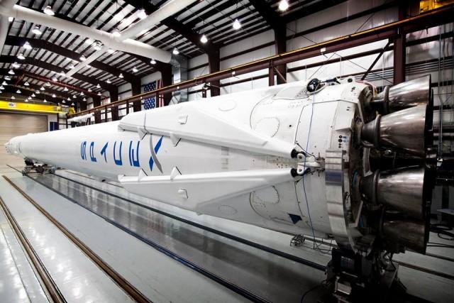 SpaceXRocket