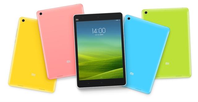 Xiaomi MiPad | Source: Mi.com