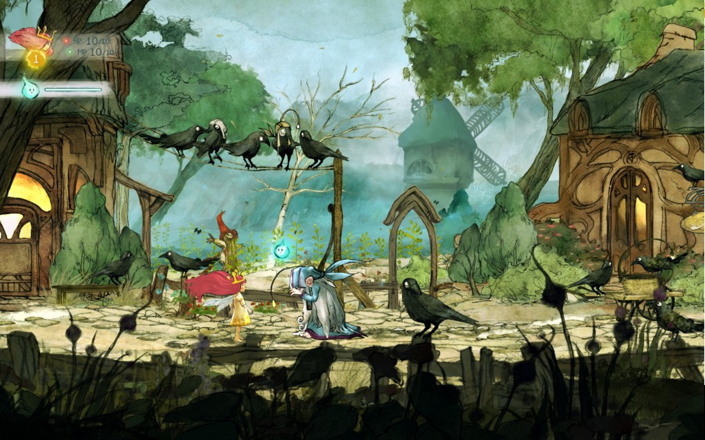 Child of Light video game