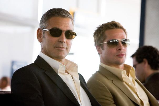 George Clooney, Brad Pitt, Ocean's Thirteen