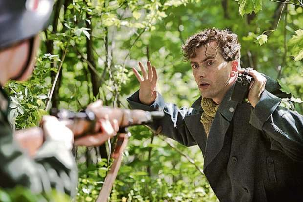 Spies of Warsaw, David Tennant
