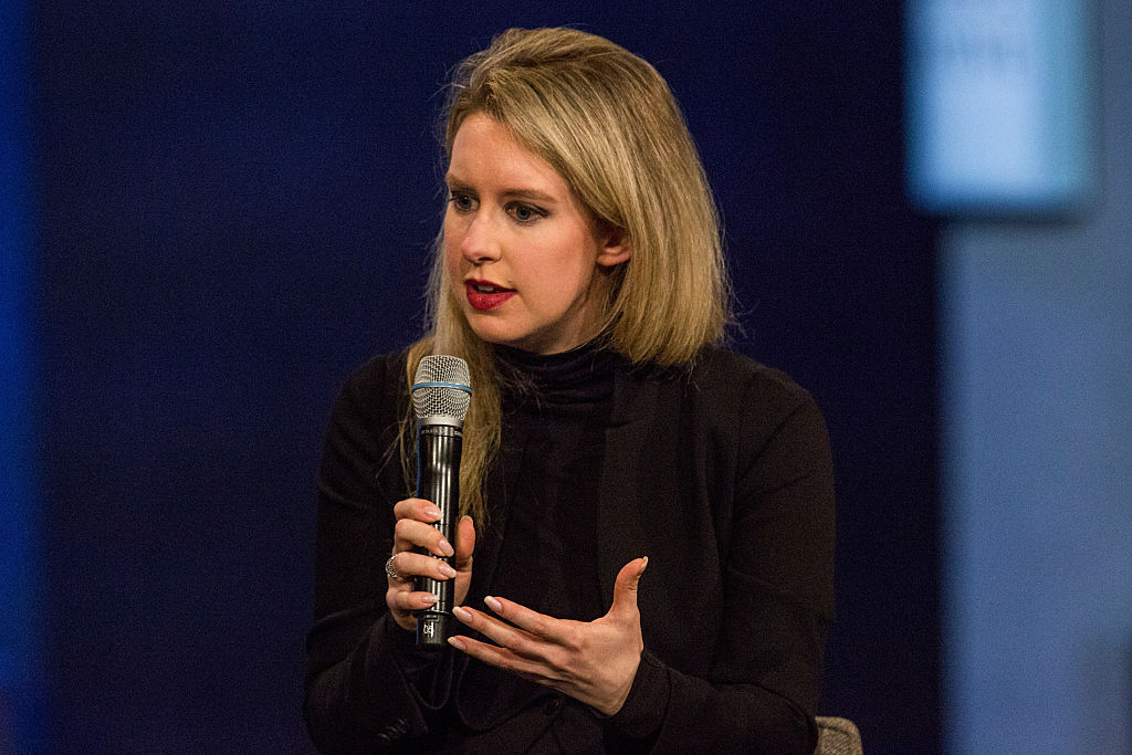Elizabeth Holmes, founder and CEO of Theranos