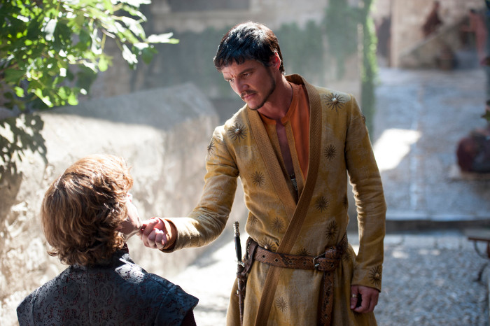 Oberyn Martell on 'Game of Thrones   Source: HBO