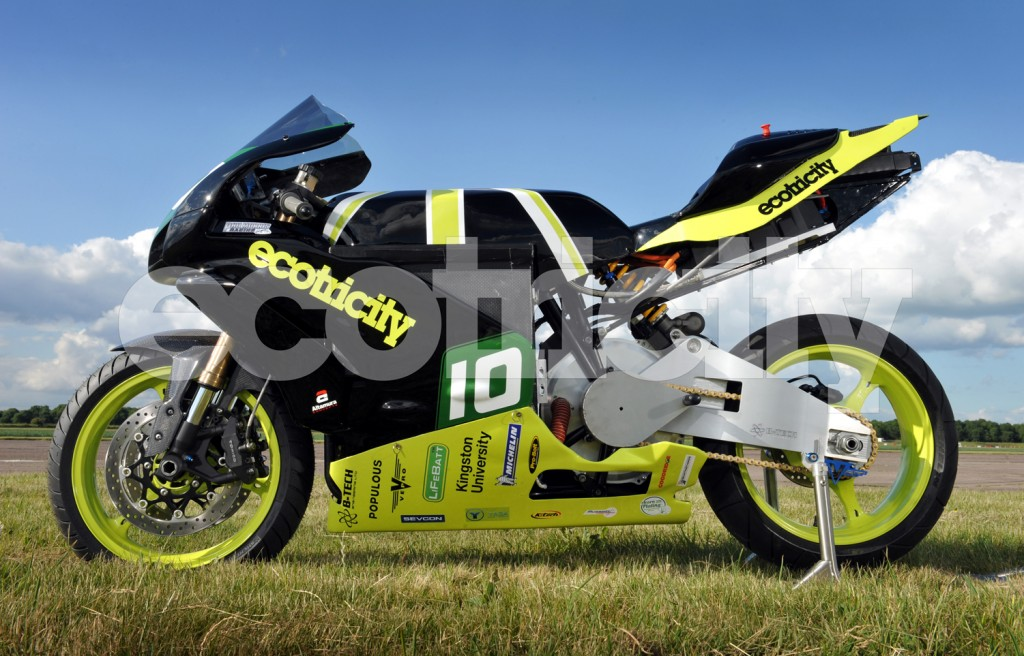 ION HORSE - ECOTRICITY  ELECTRIC TT RACE BIKE