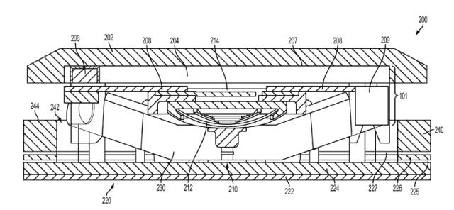 multi-function keyboard patent