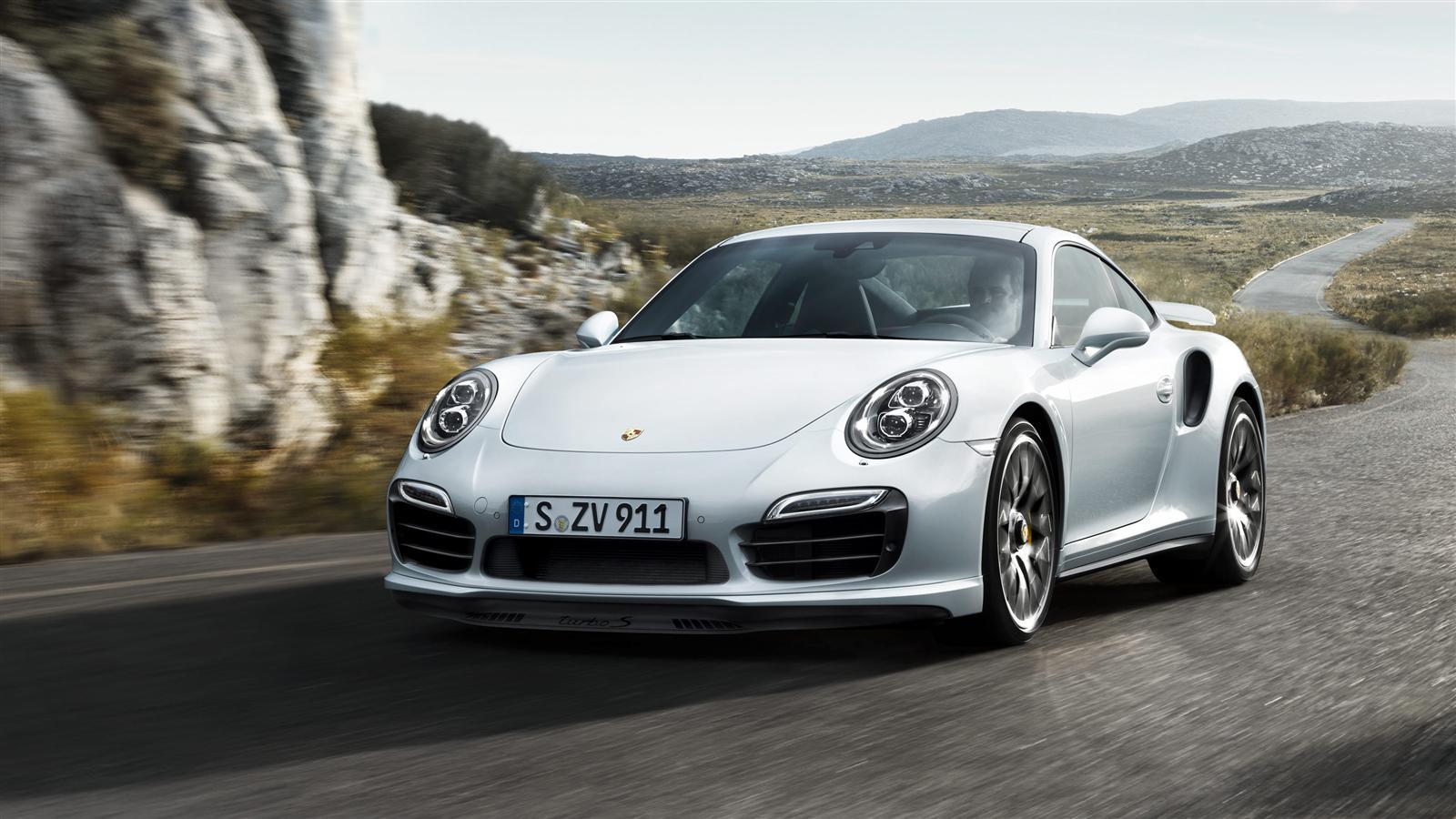 The Porsche 911 Turbo S