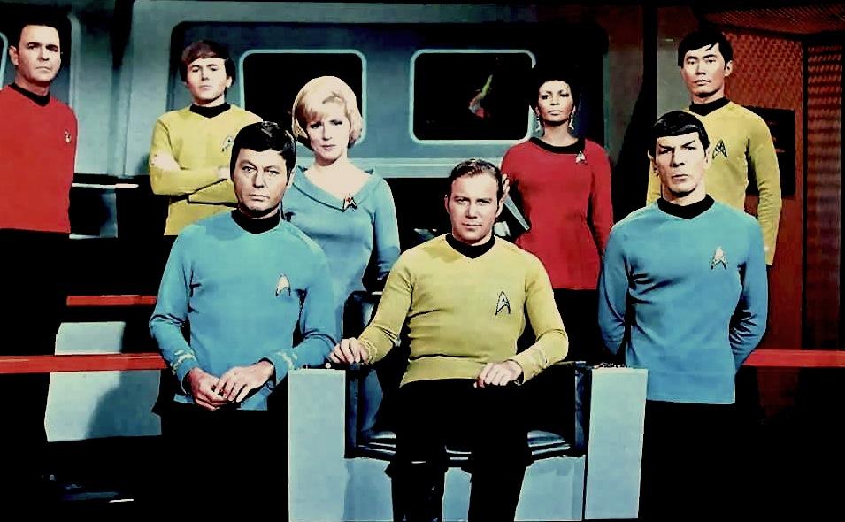 Star Trek The Original Series cast
