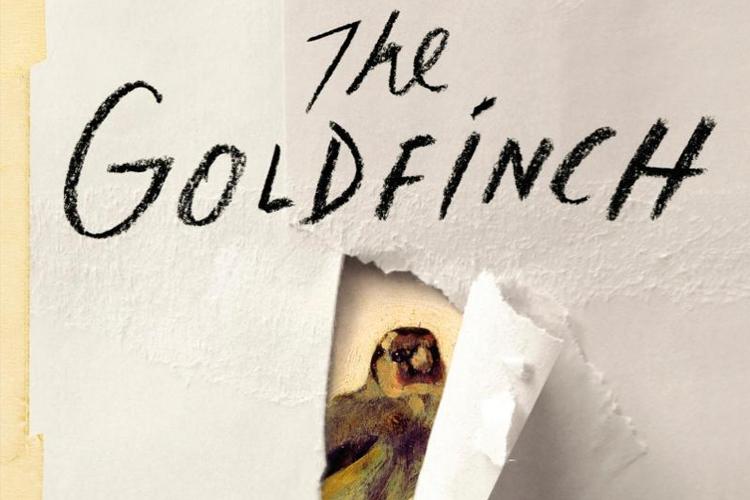 the goldfinch, Donna Tartt
