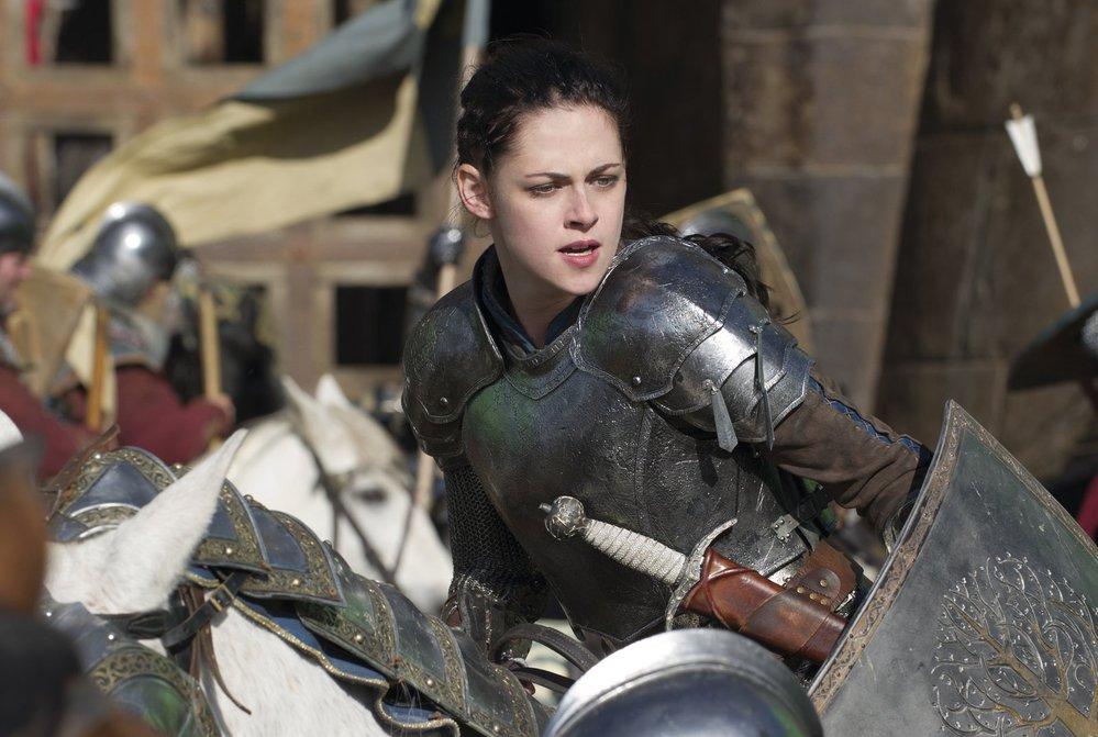 Kristen Stewart, Snow White and the Huntsman