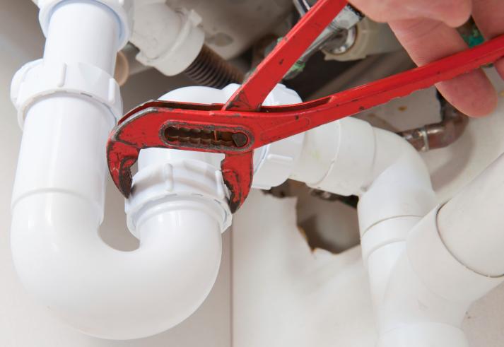 Drain pipe repair