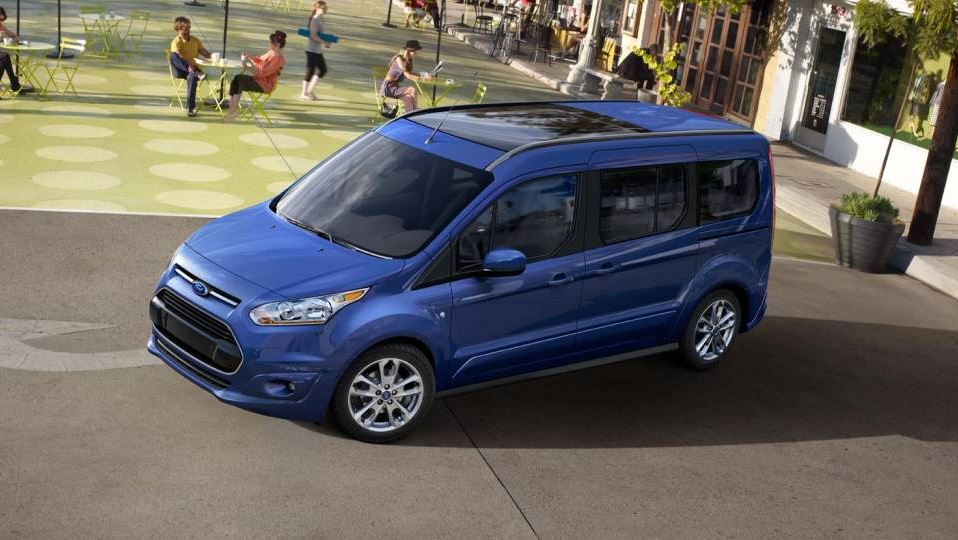 2014 Ford Transit Connect Passenger Ext