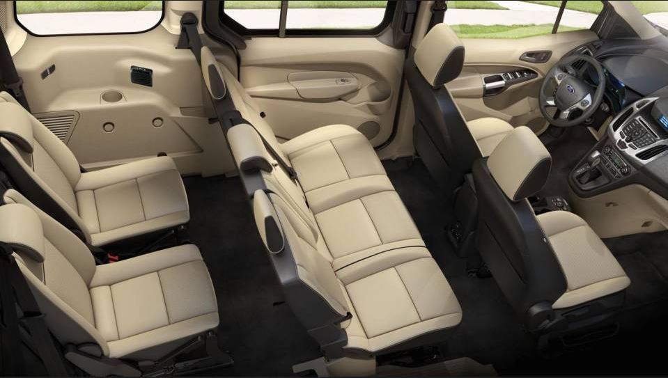 2014 Ford Transit Connect Passenger