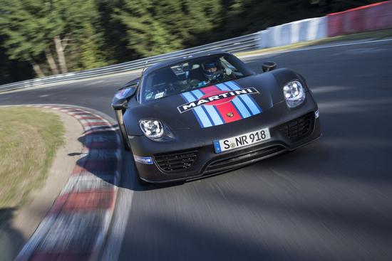 2015 Porsche 918 Spyder Lap _1_