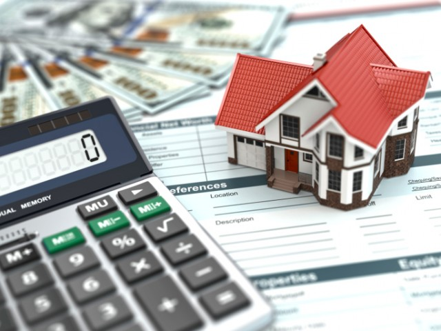 Mortgage debt calculator