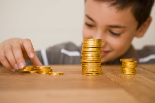 How to Put Kids on a Path to Financial Success
