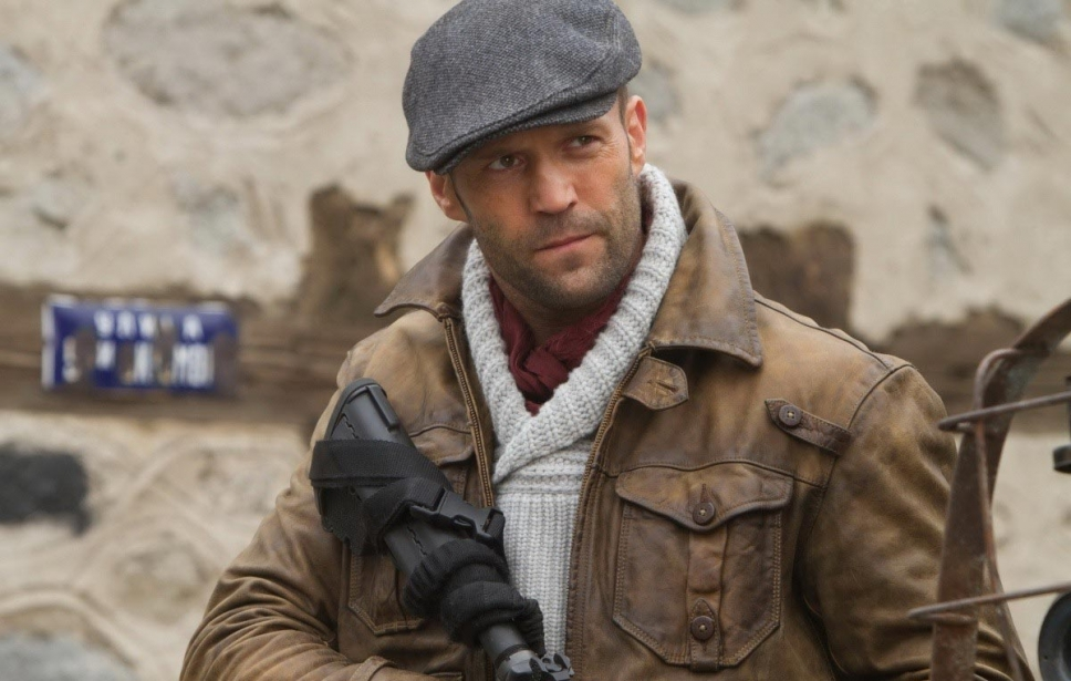 The Expendables 2, Jason Statham