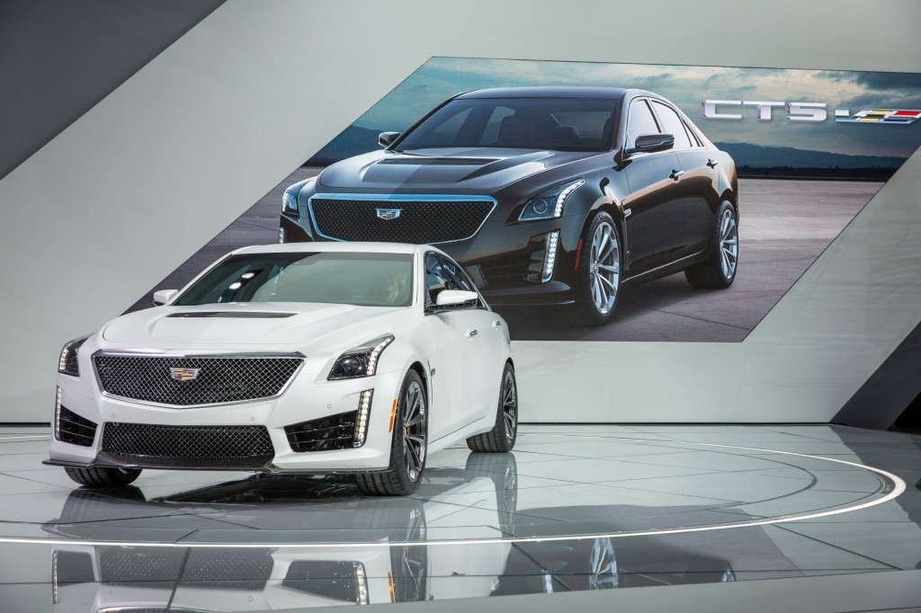 Cadillac CTS-VReveal10