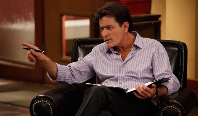 Charlie Sheen, Anger Management