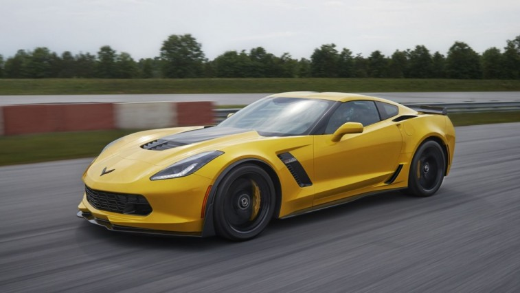 10 Of The Fastest American Made Cars