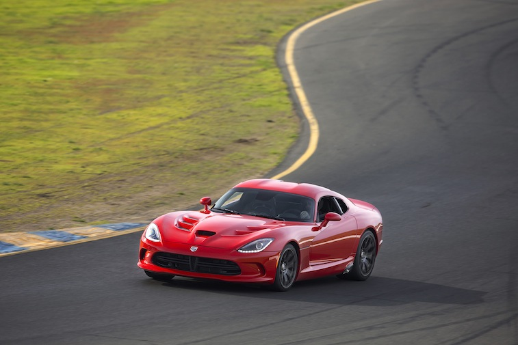 2015 Dodge Viper SRT; Sonoma, California