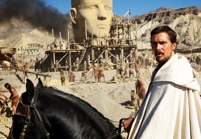 Exodus / Christian Bale