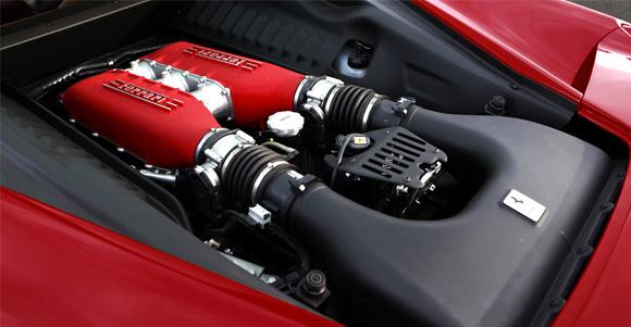 Ferrari458Engine