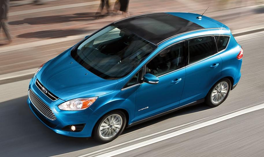 Ford cmax hybrid